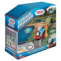 Pojazdy bajkowe dla dzieci, Tomek i Przyjaciele Trackamaster Tomek na bagnie