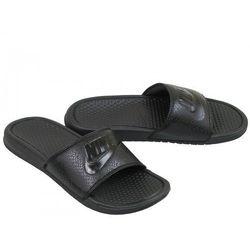 Klapki Nike Benassi JDI czarne Just Do It r. 45