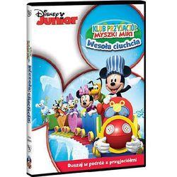 Klub Przyjaciół Myszki Miki. Wesoła ciuchcia [DVD]