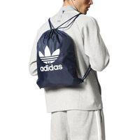 Damskie obuwie sportowe, Torba Worek adidas Originals Trefoil Gym Sack BK6727