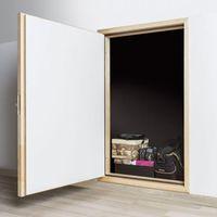 Pozostałe drzwi i akcesoria, Drzwi kolankowe FAKRO DWK 60x80