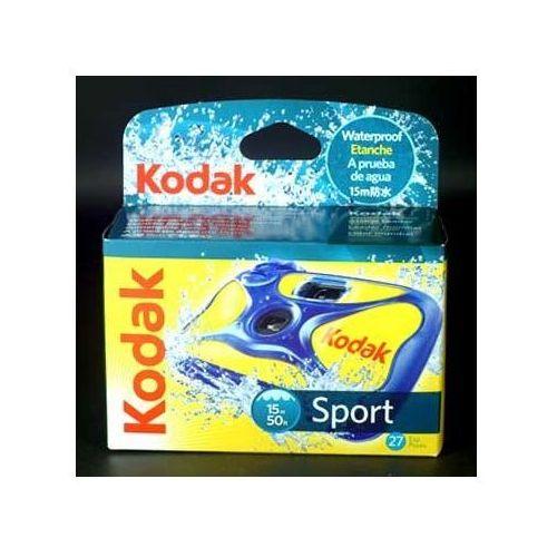 Aparaty analogowe, Kodak podwodny WATERPROOF 800/27 (waż 2016/09)