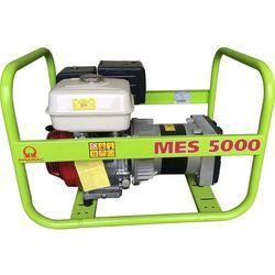AGREGAT PRĄDOTWÓRCZY PRAMAC MES5000 230V AVR 4,6 kW + OLEJ + DOSTAWA GRATIS! OD RĘKI!