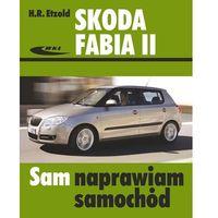 Biblioteka motoryzacji, Skoda Fabia II 04/2007 do 10/2014 (opr. broszurowa)