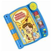 Interaktywne dla niemowląt, Mówiąca Książeczka Edukacyjna - DARMOWA DOSTAWA OD 250 ZŁ!!