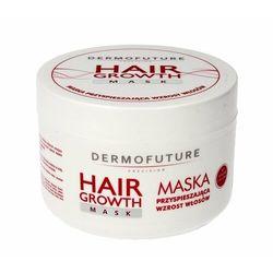 Dermofuture Precision Maska przyspieszająca wzrost włosów Hair Growth 300ml