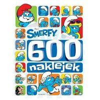 Naklejki, Smerfy 600 naklejek- bezpłatny odbiór zamówień w Krakowie (płatność gotówką lub kartą).