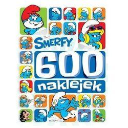 Smerfy 600 naklejek- bezpłatny odbiór zamówień w Krakowie (płatność gotówką lub kartą).