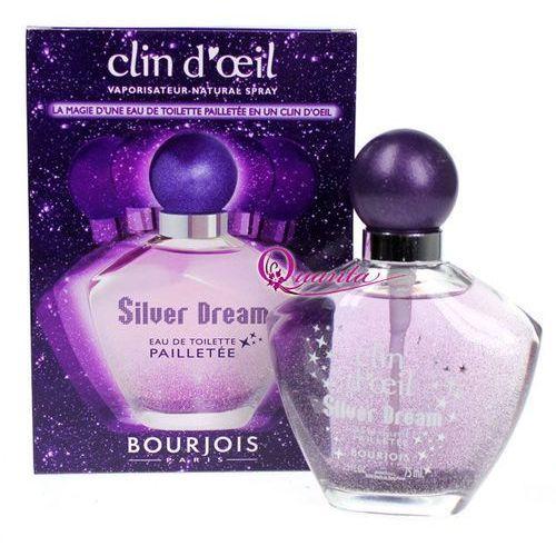 Wody toaletowe damskie, Bourjois - Clin d`oeil Silver Dream - woda toaletowa (EDT) 75 ml