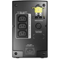 Zasilacze UPS, APC Back-UPS 500VA,AVR, IEC outlets, EU Medium (BX500CI)