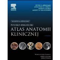 Książki o zdrowiu, medycynie i urodzie, McMinn & Abrahams Polsko-angielski atlas anatomii klinicznej (opr. broszurowa)