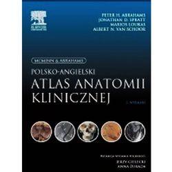 McMinn & Abrahams Polsko-angielski atlas anatomii klinicznej (opr. broszurowa)