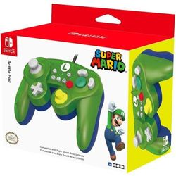 Kontroler HORI Battle Pad Super Smash Bros. Luigi do Nintendo Switch