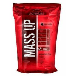 ACTIVLAB Mass Up - 1200g - Dark Chocolate