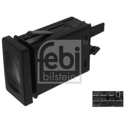 Przełącznik systemu ostrzegawczego FEBI BILSTEIN 44701