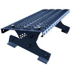 Ława kominiarska 60 cm do blach panelowych na rąbek - zestaw STAL