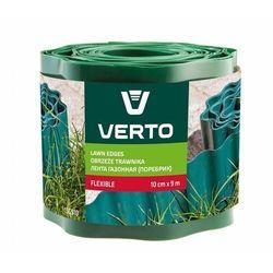 Obrzeże do trawników VERTO 15G510 Zielony (10 cm x 9 m)
