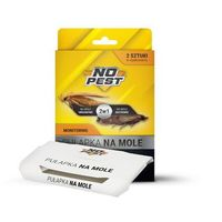 Środki i akcesoria przeciwko owadom, Najlepsza pułapka na mole spożywcze, mole odzieżowe 2w1 NO PEST 2szt.