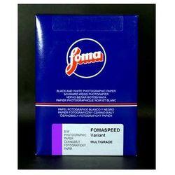 Foma Fomaspeed VARIANT 13x18/100 312 matowy papier czarno-biały multigrade RC