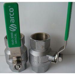 Zawór kulowy DN 40 ARCO TAJO gw-gw z kulą antykaminna rabat 10%