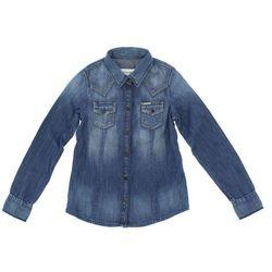 Diesel Koszula dziecięca Niebieski 10 lat Przy zakupie powyżej 150 zł darmowa dostawa.