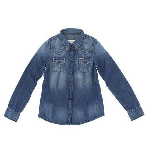 Koszule dla dzieci, Diesel Koszula dziecięca Niebieski 10 lat Przy zakupie powyżej 150 zł darmowa dostawa.