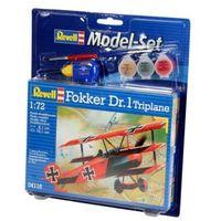 Samoloty dla dzieci, REVELL model samolotu DR.1 Fokker Triplane 1:72