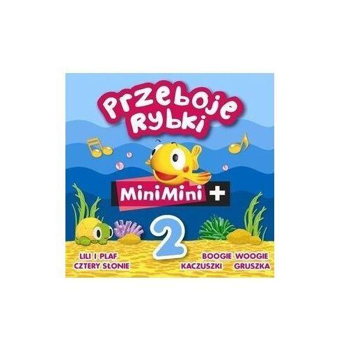 Pozostała muzyka rozrywkowa, Mini Mini Przeboje Rybki Vol. 2 - Różni Wykonawcy (Płyta CD)