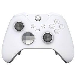 Kontroler bezprzewodowy Microsoft Xbox Elite do konsoli Xbox One - edycja specjalna White (biały)