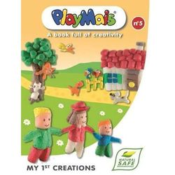 Książka dla dzieci Playmais moje działa playmais