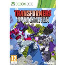 Transformers Devastation (Xbox 360)