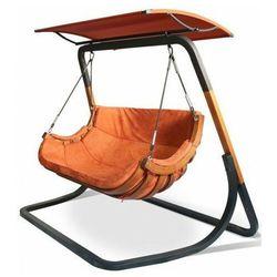 Dwuosobowy fotel ogrodowy z daszkiem - Pasos 5X