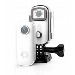 Kamera Sportowa SJCAM C100 Plus MINI WHITE - 4837- Zamów do 16:00, wysyłka kurierem tego samego dnia!