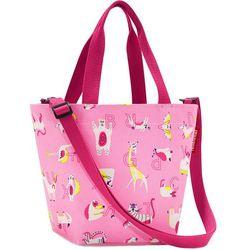 dc5f1c51adfce Torba na zakupy dla dzieci Reisenthel Shopper XS kids abc różowa (RIK3066)