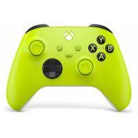 Pozostałe gry i konsole, Microsoft Xbox Wireless Controller, Electric Volt (QAU-00022)