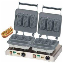 Gofrownica podwójna | Baguette Waffle | 400V / 4,4kW