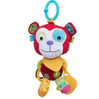 Pozostałe zabawki dla najmłodszych, Zawieszka Małpka Mila