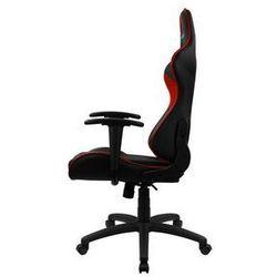 Fotel gamingowy Aerocool EC3 AERO-EC3-BR (kolor czarno-czerwony)
