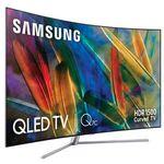 Telewizory LED, TV LED Samsung QE55Q7