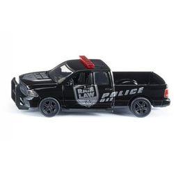 Samochód policyjny Dodge Ram. Darmowy odbiór w niemal 100 księgarniach!