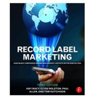 Biblioteka biznesu, Record Label Marketing