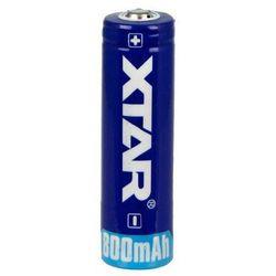 akumulator Xtar 14500 / AA / R6 3,7V Li-ion 800mAh z zabezpieczeniem