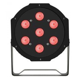 Party Light FRACTAL Lights Par LED 7 x 9 W