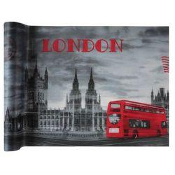 Dekoracja bieżnik na stół - Londyn - 30 cm - 1 szt.