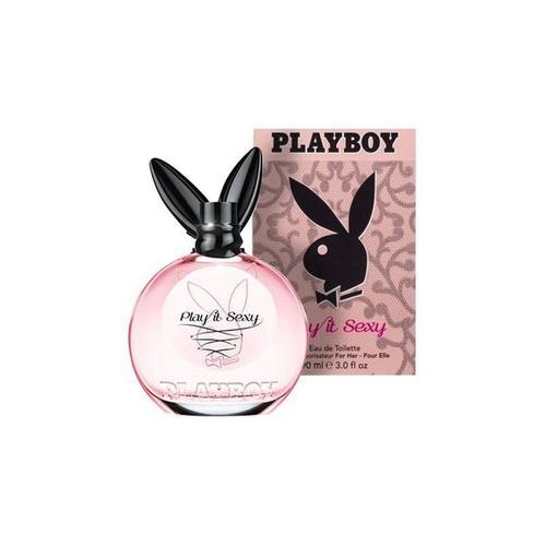 Wody toaletowe damskie, Playboy Play it Sexy Woman 40ml EdT