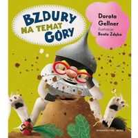 Książki dla dzieci, Bzdury na temat góry (opr. twarda)