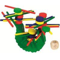 Pozostałe zabawki, Balansujący krokodyl