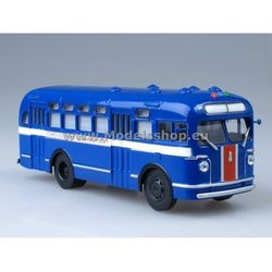 City Bus ZIS-155 Road Police (blue) - SSM