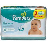 Chusteczki dla niemowląt, Pampers chusteczki Baby Fresh 2 x 64 szt. - BEZPŁATNY ODBIÓR: WROCŁAW!