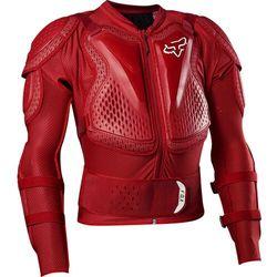 Fox Titan Sport Zbroja Mężczyźni, flame red S 2020 Ochraniacze pleców